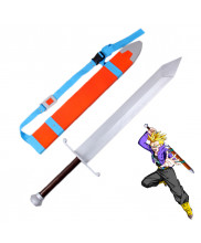 DRAGON BALL Trunks Swrod with Sheath PVC Replica Cosplay Prop