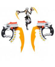 .Hack Xth Form Haseo Blade Twin Blade PVC Cosplay Prop