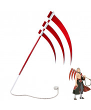 Naruto Hidan Scythe Weapon Cosplay Prop