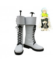 DMMD Dramatical Murder Clear Cosplay Shoes Boots Customized Size