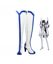 Kill La kill Satsuki Kiryuin Cosplay Boots Shoes Custom Made