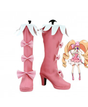 KILL la KILL Nui Harime Cosplay Shoes Boots Custom Made