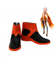 Guilty Crown Yuzuriha Inori Boots Cosplay Shoes Custom Made