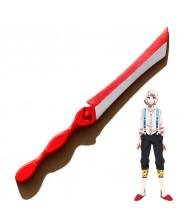 "Tokyo Ghoul Juzo Suzuya Rei Short Sword Cosplay Prop 9""High Quality"