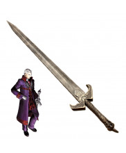 Devil May Cry Sparda Sword Cosplay Prop PVC Made
