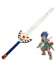 DQ Doragon Kuesuto Dragon Quest Lott Sword PVC Cosplay Prop