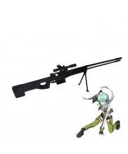 Sword Art Online Gun Gale Online Sinon Hecate PVC Cosplay Prop