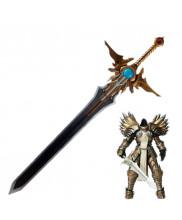 Diablo Archangel Tyrael Sword Cosplay Prop