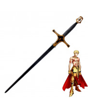 Fate Stay Night Fate Zero Gilgamesh Durandal Sword Cosplay Prop