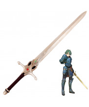Fire Emblem Echoes Shadows of Valentia Alm Sword Cosplay Prop