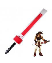Guilty Gear Sol Badguys Sword PVC Cosplay Prop