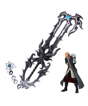Kingdom Hearts Master Xehanort's Keyblade PVC Weapon Cosplay Prop