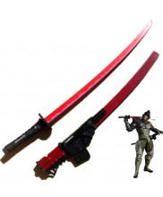 Metal Gear Rising Revengeance Muramasa Jetstream Sam's Sword Cosplay Prop New