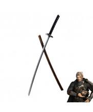 NIOH William Adams Sword With Sheath Cosplay Prop