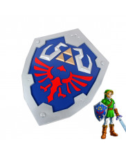 The Legend of Zelda Link Hylian Shield Cosplay Prop