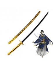 The Sword Dance TOUKEN RANBU ONLINE Mikazuki Munechika Sword Cosplay Prop