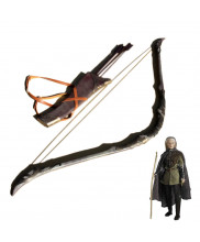 Lord of The Rings Legolas Greenleaf Bow and Arrows Pvc Cosplay Prop