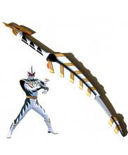 Power Rangers Dino Thunder White Ranger Sword PVC Cosplay Prop