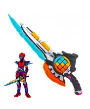 Kamen Rider Series Ex Aid Lv XX Gashacon Sword Cosplay Prop