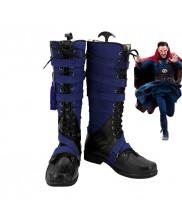 Doctor Strange Dr Stephen Strange Shoes Cosplay Boots