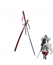Noragami Rabo Sword with Sheath Cosplay Prop