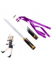 The Sword Dance Touken Ranbu Online Houchoutoushirou Dagger Cosplay Prop