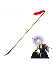 BLEACH Madarame Ikkaku Darling Hoozukimaru Spear Cosplay Prop