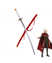 Fate Apocrypha Shirou Kotomine Swrod with Sheath Cosplay Prop