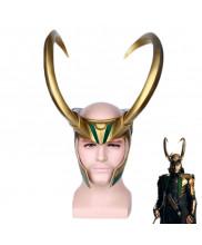 Thor 3 Ragnarok Loki Helmet Crown Cosplay Prop