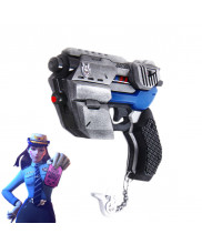 OW Overwatch Officer DVa Handgun Cosplay Prop