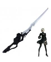 NieR Automata YoRHa 2B Type 40 Sword Cosplay Prop