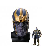 Avengers Infinity War Helmet Thanos Mask Cosplay Prop
