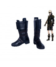 NieR Automata YoRHa 9s Cosplay Boots Shoes Custom Made