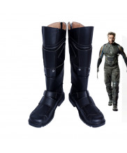 X-men Wolverine Logan Cosplay Boots Shoes Customized Size