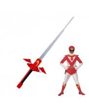 Choujuu Sentai Liveman Red Falcon Falcon Sword Cosplay Prop