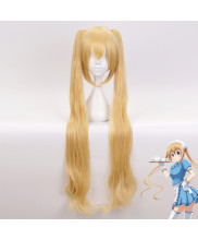 Blend·S Hinata Kaho Long Curly Golden Cosplay Wig