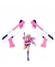 League of Legends Arcade Miss Fortune Double Gun Cosplay Prop