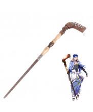 Fate Grand Order Caster Cu Chulainn Wand Cosplay Prop
