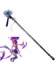 LOL League of Legends Lunar Jaina Wand Cosplay Prop