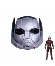 Captain America Civil War Ant Man Scott Lang Helmet Mask Cosplay Prop