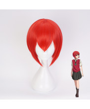 The Ancient Magus Bride Hatori Chise Short Red Cosplay Wig