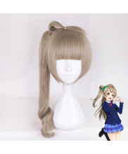 Love Live Kotori Minami Long Linen Cosplay Wig