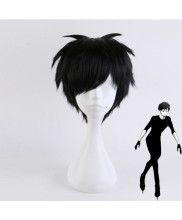 Yuri on Ice Katsuki Yuri Short Black Cosplay Wig