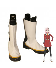 DARLING in the FRANXX ZERO TWO Boots Cosplay Shoes