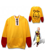 ONE PUNCH MAN Saitama Casual Hoodie Sweatshirt Jacket