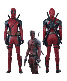 New Deadpool 2 Wade Wilson Cosplay Costume