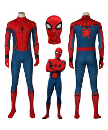 Civil War Spiderman 3D Printed Spandex Fullbody Halloween Cosplay Costume