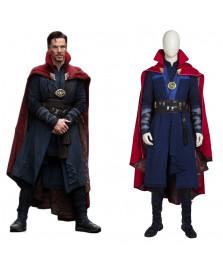 Top Grade Doctor Strange Stephen Strange Cosplay Costume