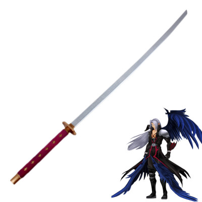 Final Fantasy Vii Sephiroth Sword Cosplay Prop